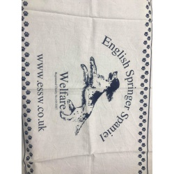 ESSW logo tea towel
