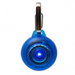 BLUE Rogz safety light